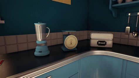 Kitchen Engine by Engine 4 Retro Kitchen
