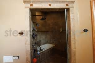 Steam Shower Bath Combo Combo Steam Shower With Bath Tub Photo Gallery And Image