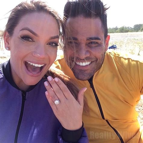 Jessica Parido Mike Shouhed Engaged | jessica parido shahs of sunset before plastic surgery