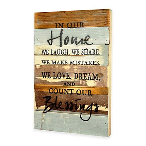 how to tips salvaged inspirations part 2 quot in our home quot inspirational reclaimed wood wall art bed