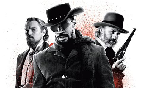 film cowboy django actors calvin candie celebrity christoph waltz cowboy
