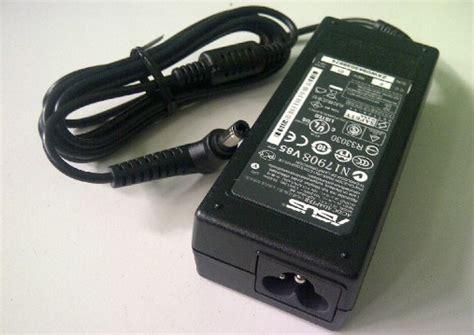 Charger Laptop Asus K40in 19v 3 42a jual adaptor casan asus k42f original 19v 3 42a adam