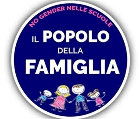 elenco famiglia roma elezioni municipio 13 popolo della famiglia i nomi dei