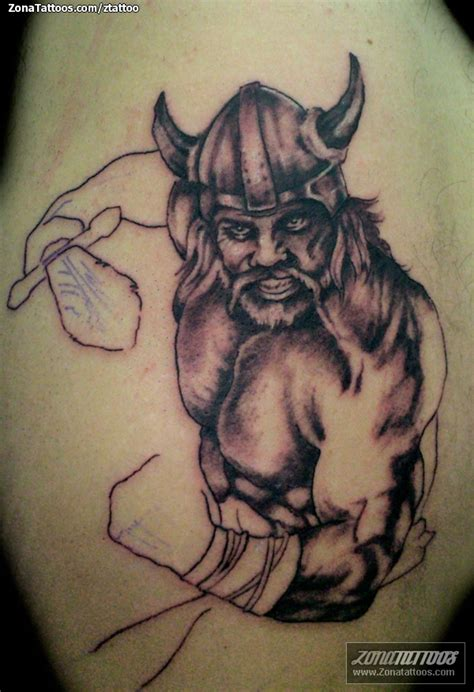 imagenes de tatuajes de vikingos tatuaje de vikingos guerreros