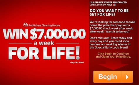 win 7 000 a week for life - Who Won The 7000 A Week For Life Pch