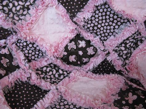Rag Quilt Pattern Free by Build A Quilt Ebay Stores