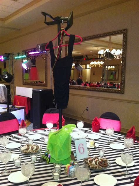 themed jewelry party ideas shoes jewelry silk tank for fashionable centerpiece
