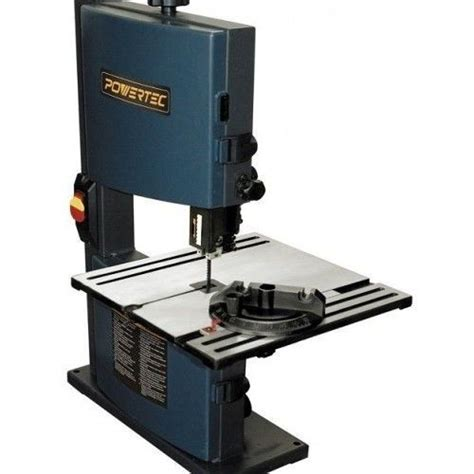 woodworking power tool reviews tabletop band saw wood cutting bandsaw garage work station