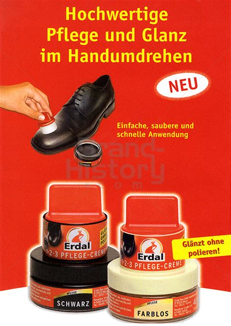Schuhe Polieren Ohne Schuhcreme by Erdal Erdal 1 183 2 183 3 Pflege Creme 183 Gl 228 Nzt Ohne Polieren