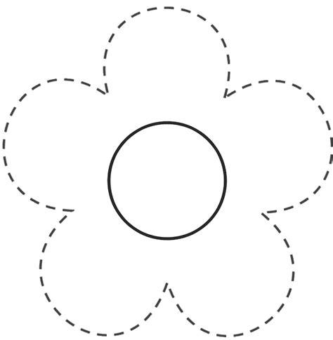 imagenes para colorear y recortar imagenes de flores para colorear y recortar imagui