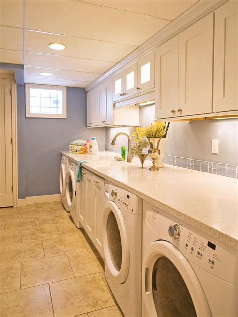 Beautiful And Efficient Laundry Room Designs Decorating Laundry Room Ideas