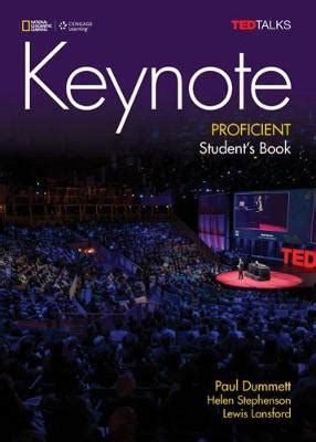 keynote proficient with dvd rom keynote proficient with dvd rom helen stephenson paul dummett lewis lansford foyles bookstore