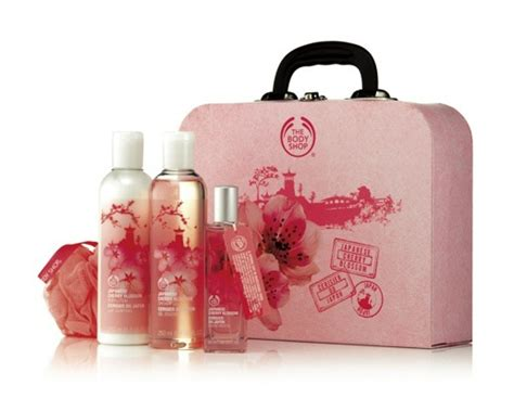 material world x the body shop christmas gifts for that