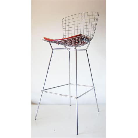 Sgabello Bertoia by Sgabello By Bertoia Less Is More