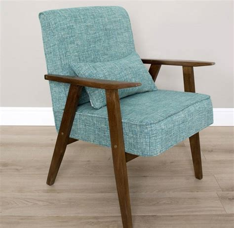 upcycled armchair sarina mid century upcycled armchair by modoo home