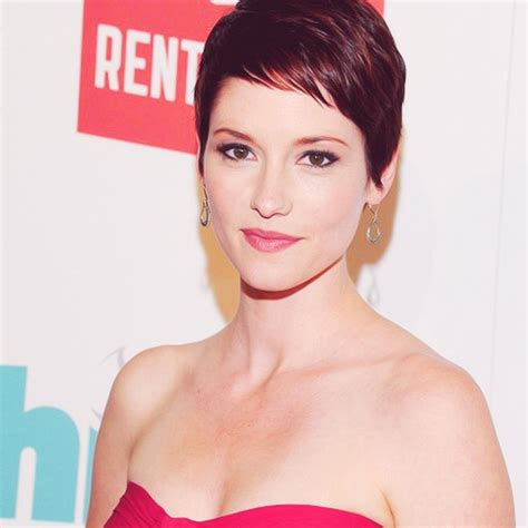 chyler leigh short hairstyles best short pixie haircut for fine 17 best images about people on pinterest jesse williams