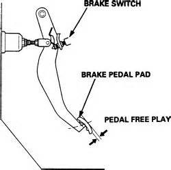 repair guides brake operating system brake light