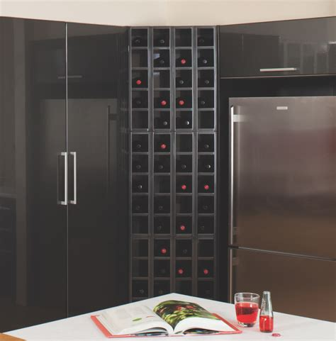 Flat Pack Pantry Cupboard by Kitchen Gallery Now You Re Cooking Kaboodle Kitchen