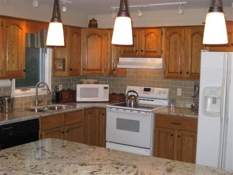 Kitchen Backsplash Ideas Cheap need help paint color for kitchen cabinets