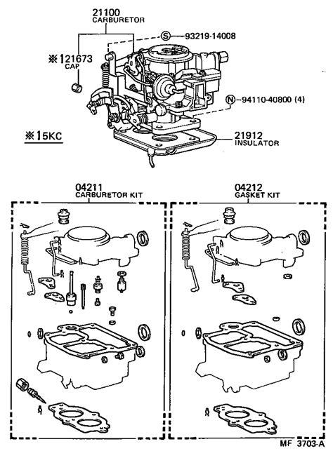 toyota 5k wiring diagram free wiring diagrams