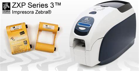 Printer Zebra Zxp Series 3 zebra zxp series 3 black ribbon 800033 801 black