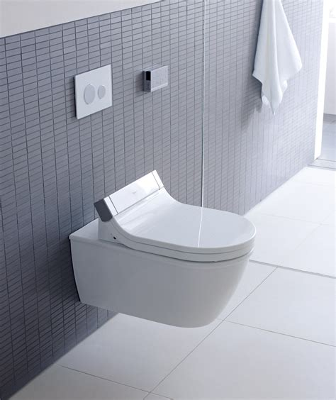 Duravit Starck 3 Badewanne by Starck C Toilet Wall Mounted Water Spray Toilets From