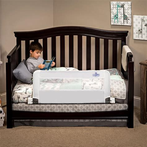 Regalo Convertible Crib Rail Regalo Convertible Swing Crib Rail 34 Inches By 16 Inch Baby