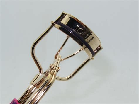 sectional eyelash curler tarte picture perfect curler and deluxe lights camera