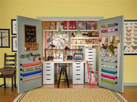 craft room ideas ikea diy with ikea find out how to create this closet