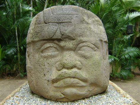 imagenes de los olmecas panoramio photo of cabeza colosal olmeca parque museo la