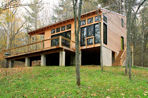 modern cabin modern cabin center studio architecture