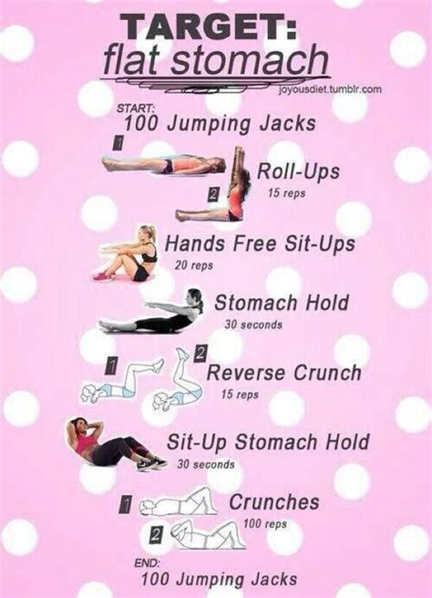 how to have a flat tummy after c section flat stomach challenge fitness pinterest flats flat
