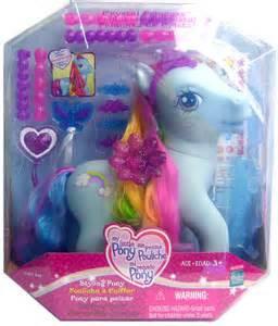 Styling Figure My Pony Set toydorks hasbro toys my pony styling pony