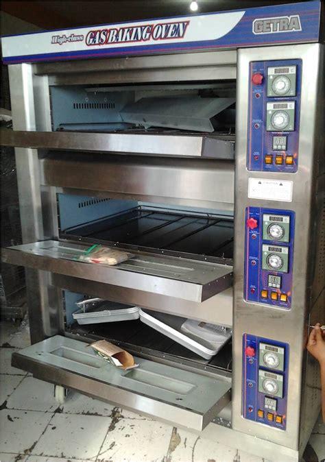 Oven Gas Roti gas oven roti oven bakeri jual gas oven roti di madiun