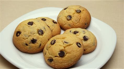 recipe for easy chocolate chip cookies with butter youtube