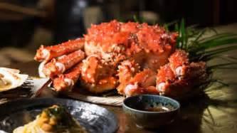 Desk Collections Hokkaido King Crab With Three Spoon Vinegar Recipe Sbs Food