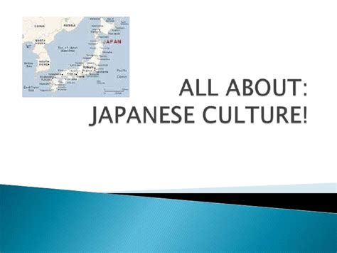 templates powerpoint culture japanese culture class powerpoint