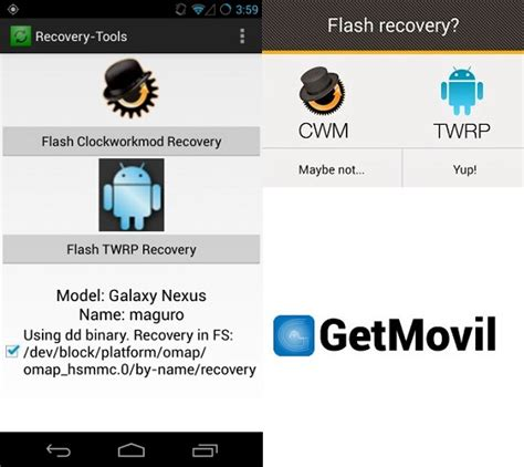 team win recovery project apk recovery manager apk para android 2 2