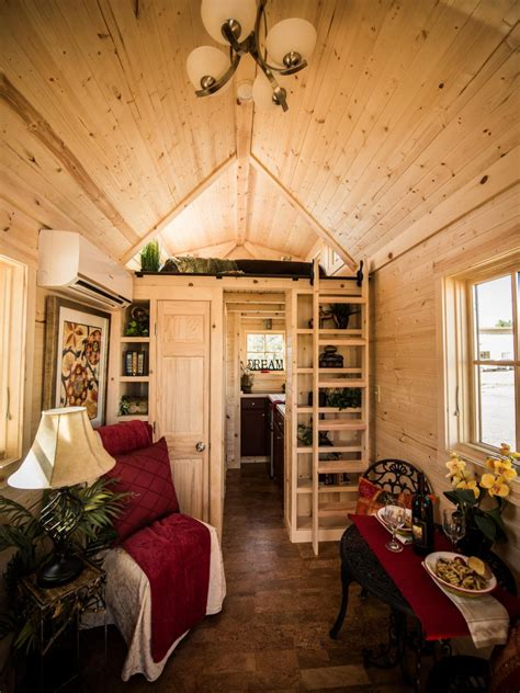 tiny houses hgtv 13 cool tiny houses on wheels hgtv