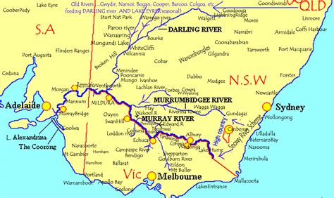 australia river map flags and poles in melbourne vic