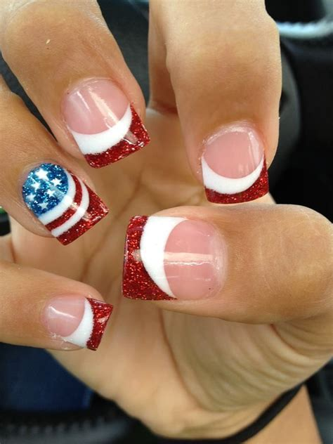 16 Nail Designs For July 4th ? Celebrate Holiday with Best