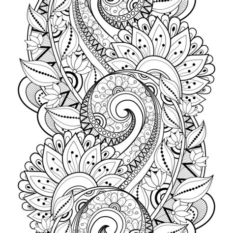 coloring book beautiful mandalas for serenity stress relief books advanced flower coloring pages 3 to be floral patterns