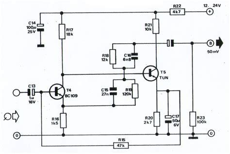 skema rangkaian elektronika gambar skema rangkaian pre gambar skema rangkaian