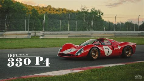 Ferrari P 330 by The Ferrari 330 P4 Is One Sexy Beast Petrolicious