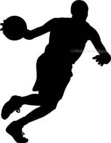 basketball silhouette basketball car stickers vinyl decals