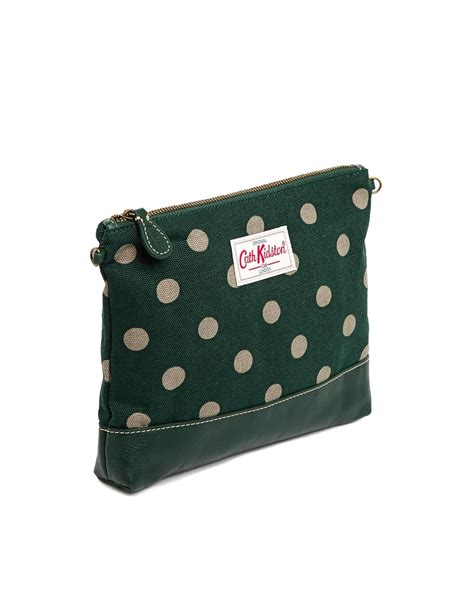 Coach Bowery Xbody Leather lyst cath kidston small x canvas leather bag in