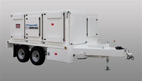Simplex 174 Load Banks Trailer Trident