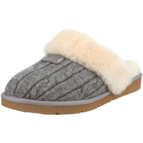 ugg knit slippers sale ugg cozy knit slipper womens cabinet hinges inset great