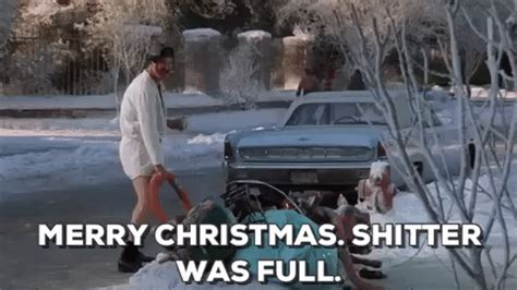 Shitters Full Meme - christmas vacation sewage gif find share on giphy