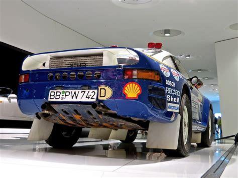 porsche 959 rally car porsche 959 b prototype rally b shrine